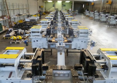 Cylinder Head Casting Bench