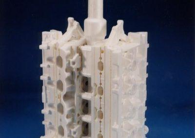 Cluster Machines- Foam model