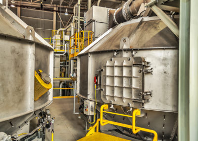 Hot-Rec for Thermal Regeneration
