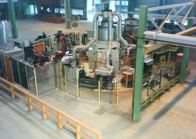 Carousel Casting System