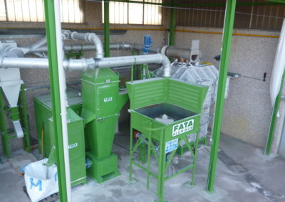Mechanical Scrubber System