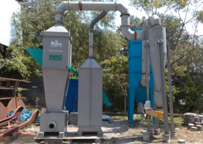 Mechanical Reclamation System